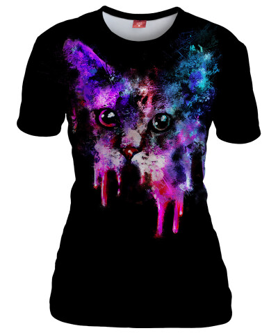 MEOW Womens T-shirt