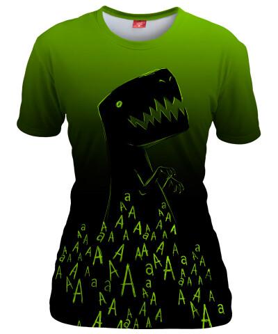 Koszulka damska T-REX ATTACK