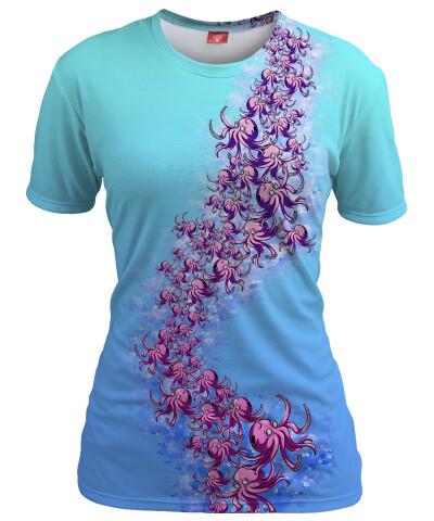 Koszulka damska OCTOPUS WAVE