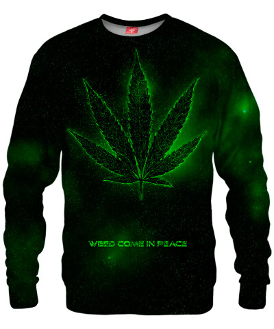 Bluza PEACE AND WEED