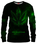 PEACE AND WEED Sweater
