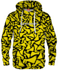 YELLOW AND BLACK Hoodie