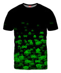GREEN INVASION T-shirt