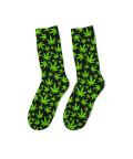 WEED PATTERN Socks