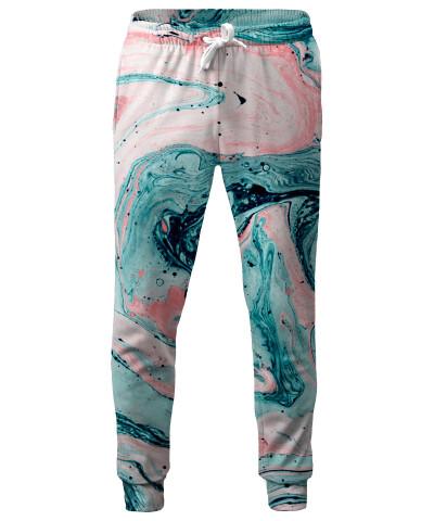 Spodnie MARBLED TIDE