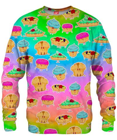 MUFFINS PATTERN Sweater
