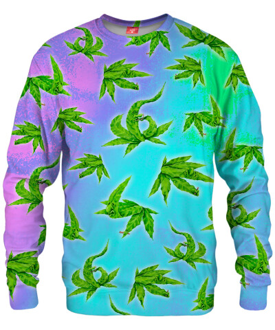 WEED VIBE Sweater