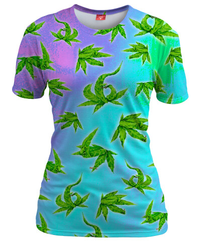 Koszulka damska WEED VIBE