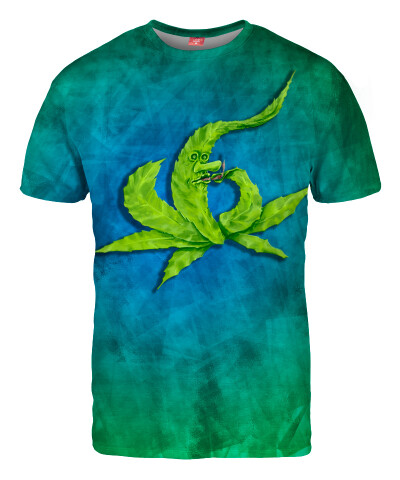 Koszulka SMOKING WEED