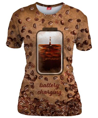 Koszulka damska COFFEE