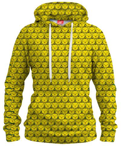 EASTER PATTERN Womens hoodie