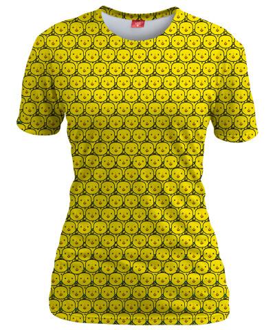 EASTER PATTERN Womens T-shirt