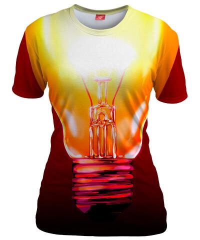 IDEA Womens T-shirt