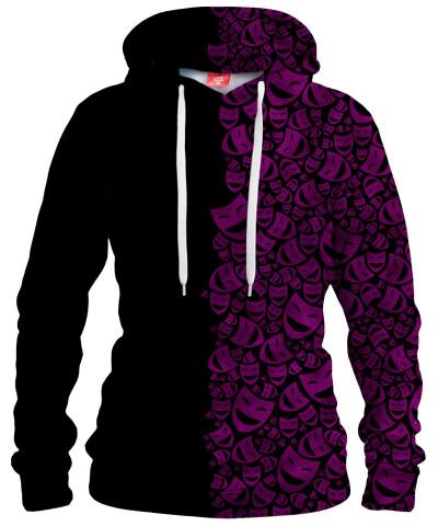 HALF HAPPY Womens hoodie