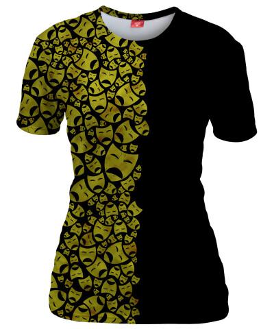 Koszulka damska HALF SAD