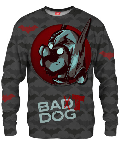 BAT DOG Sweater