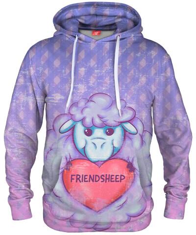 Bluza z kapturem FRIENDSHEEP