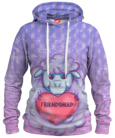 FRIENDSHEEP Womens hoodie