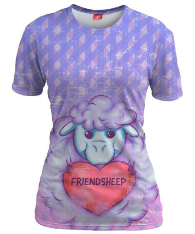 FRIENDSHEEP Womens T-shirt