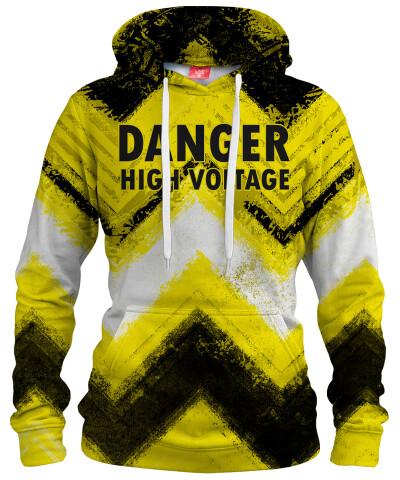 ELECTRIC SHOCK Womens hoodie