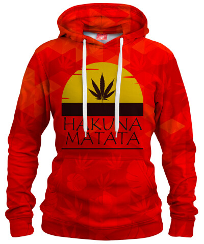 HAKUNA MATATA Womens hoodie