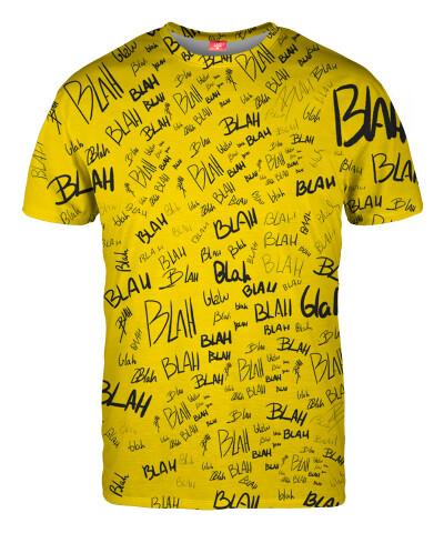Koszulka YELLOW BLAH