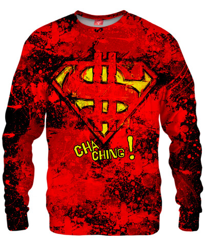 $UPER DOLLAR Sweater
