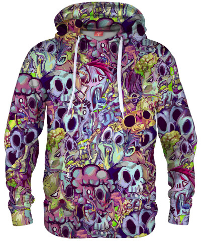 CANDY ZOMBIE Hoodie