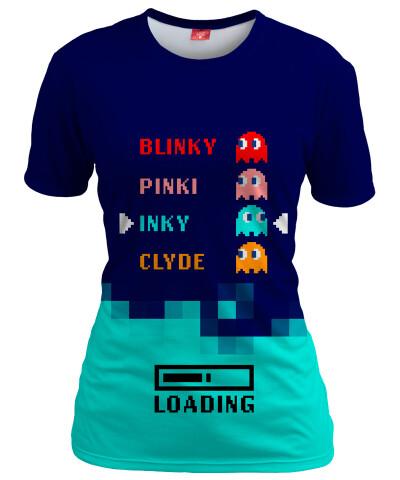 INKY Womens T-shirt