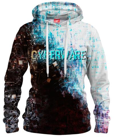 CYBERWARE Womens hoodie