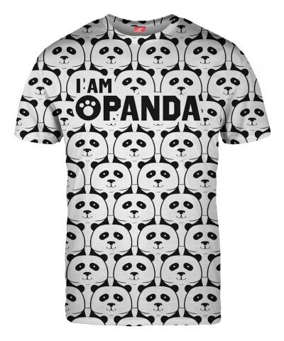 I AM PANDA T-shirt