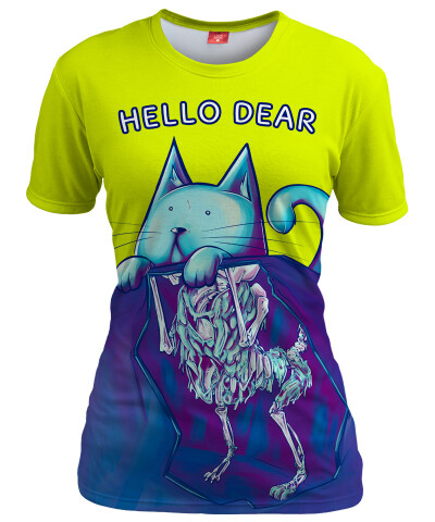 Koszulka damska HELLO DEAR