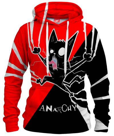 ANARCHY Womens hoodie