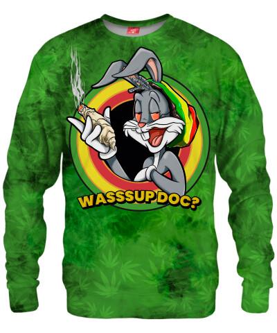 WASSSUP DOC? Sweater