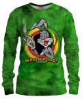 WASSSUP DOC? Womens sweater