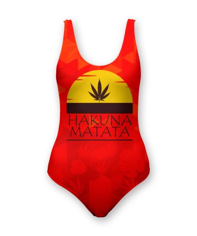 Strój kąpielowy HAKUNA MATATA