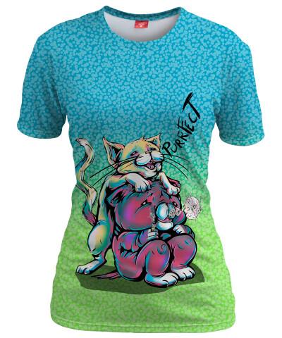 Koszulka damska PURRFECT