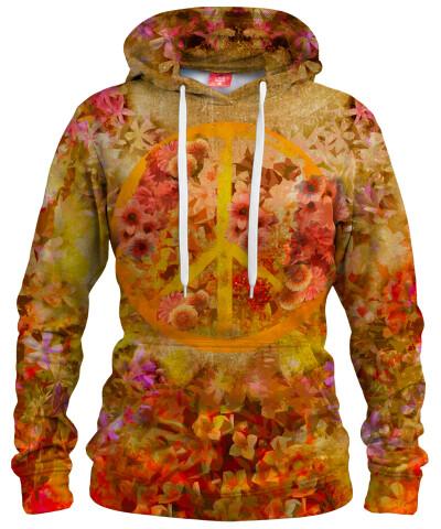 PEACE Womens hoodie