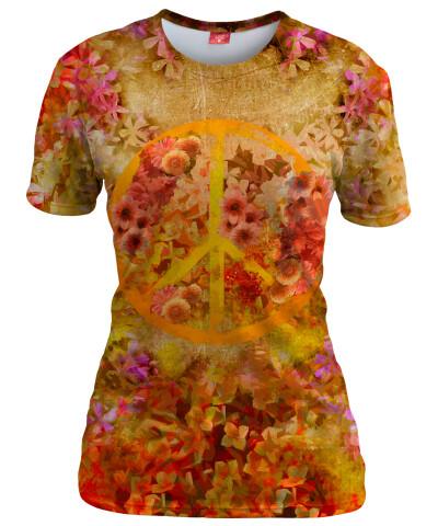 Koszulka damska PEACE