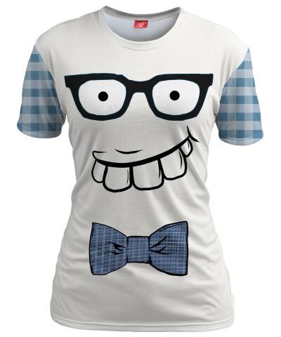 NERD Womens T-shirt
