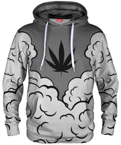 Bluza z kapturem SMOKE WEED