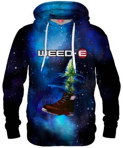 Bluza z kapturem GALAXY WEED-E