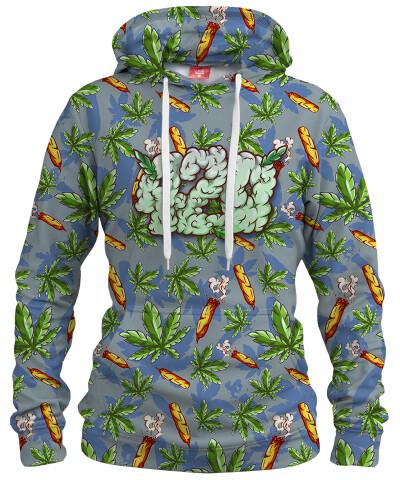 Damska bluza z kapturem 420 CARTOON