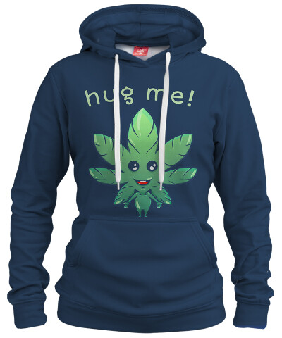 Damska bluza z kapturem HUG ME NOW