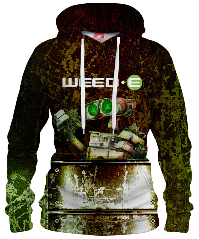 Damska bluza z kapturem WEED-E