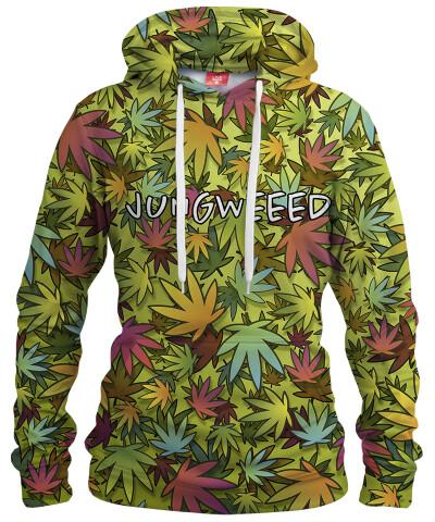 Damska bluza z kapturem JUNGWEED