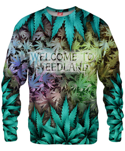 Bluza WELCOME TO