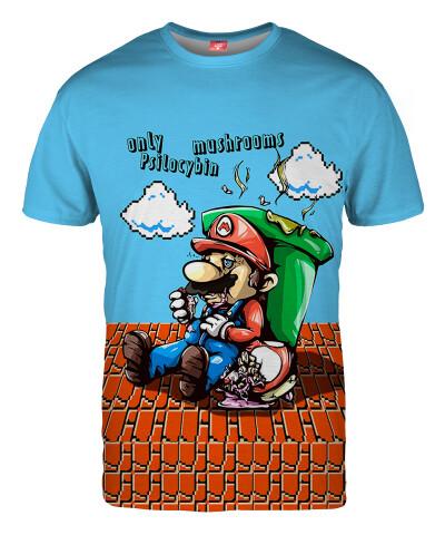 ONLY MUSHROOMS T-shirt