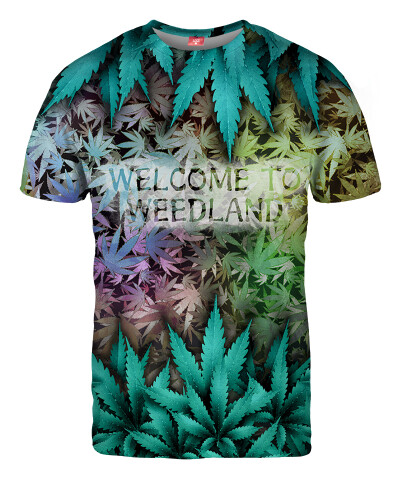 WELCOME TO T-shirt