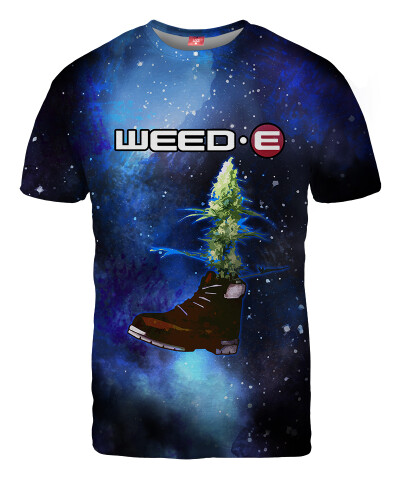 GALAXY WEED-E T-shirt